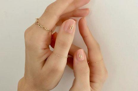 Ślubny manicure - trendy 2020. Jakie paznokcie do sukni ślubnej?
