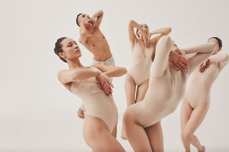Ludzkie ciało dynamiką życia. Zobacz wyjątkowy projekt marki Undress Code i fotografki Dominiki Jarczyńskiej