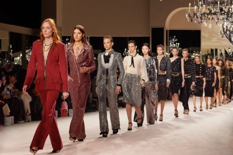 Chanel Métiers d'art 2019/2020 - pokaz w Grand Palais