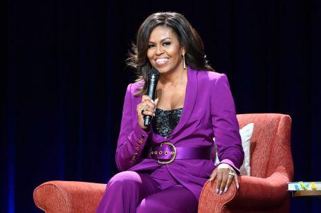 Muzyka do ćwiczeń Michelle Obamy. Czego słucha była Pierwsza Dama USA podczas treningów?