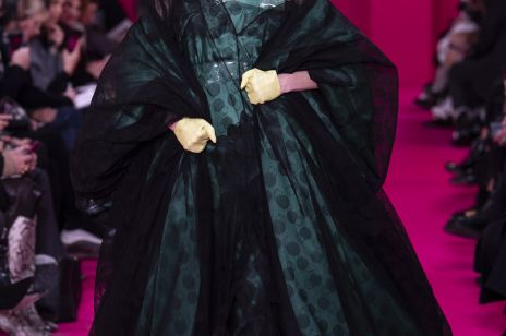 Maison Margiela haute couture wiosna-lato 2020: buntownik przeciwko modzie