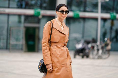 Trendy wiosna-lato 2020: modne płaszcze damskie. Najpiękniejsze modele, z którymi nie będziemy się rozstawać do wakacji