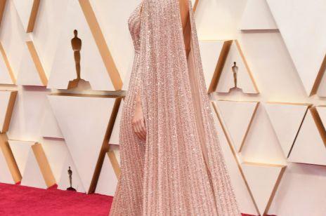 Oscary 2020: różowe sukienki. Oto najmodniejszy kolor kreacji na czerwonym dywanie Akademii