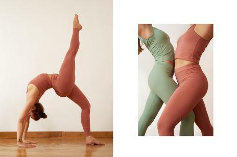 Nowości od NAGO: modne sportowe ubrania na wiosnę 2020. Zobacz najpiękniejsze legginsy, topy i komplety do ćwiczeń