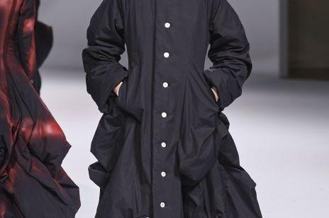 Yohji Yamamoto jesień-zima 2020/2021. Samotna awangarda