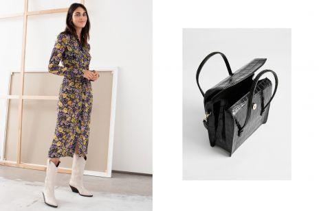Popularna szwedzka sieciówka urządziła przedpremierową wyprzedaż. Płaszcze, sukienki, buty i torebki przeceniono nawet o 50% [Wyprzedaże 2020]