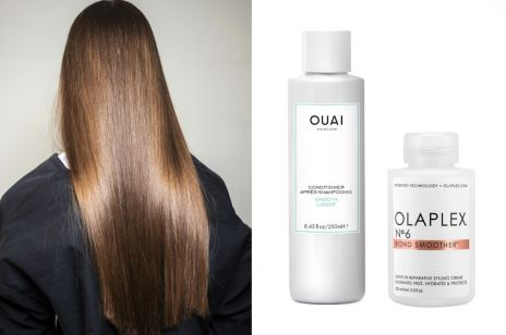 6 wygładzających odżywek do włosów, które dają efekt jak po keratynowym prostowaniu