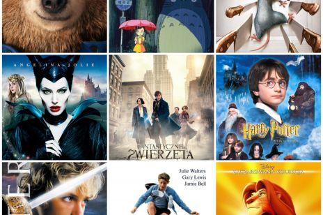 Fajne filmy dla dzieci. Co obejrzeć? Najlepsze tytuły dla młodszych, jak i starszych widzów
