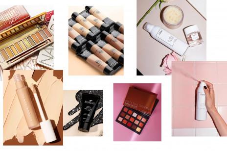 Popularne kosmetyki tańsze nawet o 65%. Sprawdź wyprzedaż online na produkty do pielęgnacji oraz makijażu. Ulubione marki influencerek i klientek perfumerii na całym świecie