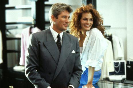 """Najlepsze komedie romantyczne i filmy o miłości z lat 90. Co warto obejrzeć? """"Pretty Woman"""", """"Bezsenność w Seatlle"""", """"Notting Hill"""", """"Masz wiadomość"""", """"Sabrina"""" oraz wiele innych!"""