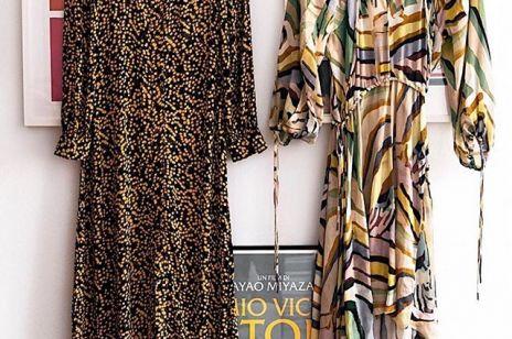 Takie sukienki noszą stylistki i redaktorki mody. Zobaczcie przegląd ulubionych modeli z naszych szaf