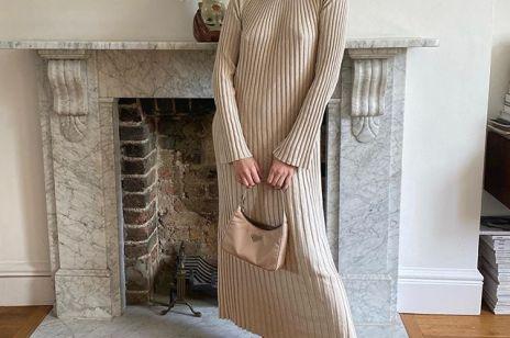 Ta sukienka robi furorę na Instagramie. Zaprojektowała ją popularna francuska influencerka