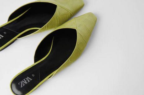 Wyprzedaż Zara 2020: modne buty, które staną się podstawą niejednej stylizacji na lato. Przeceny sięgają nawet 55%!