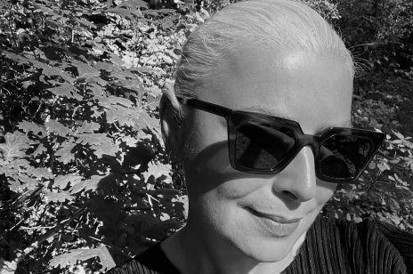 Historia jednej rzeczy: Ania Kuczyńska i jej niezwykła torebka z metką Issey Miyake