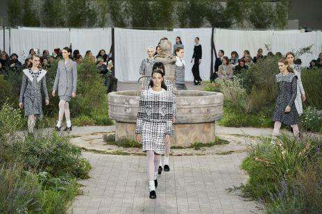 Chanel haute couture wiosna-lato 2020 [wideo]