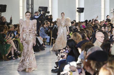 Elie Saab haute couture wiosna-lato 2020 [wideo]