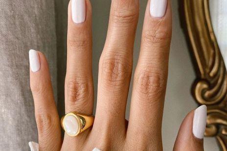 Manicure ślubny: 5 największych trendów 2020