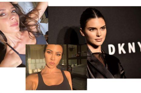 Modny manicure na lato 2020. Paznokcie w tym stylu lansują Victoria Beckham, Kendall Jenner i Kourtney Kardashian