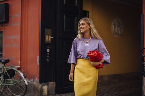 Jak noszą się skandynawskie it-girls? Najlepsze stylizacje z Copenhagen Fashion Week wiosna-lato 2021 [street fashion]
