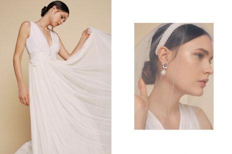 Suknia ślubna z sieciówki? Mohito pokazało właśnie premierowo kolekcję Bridal Stories