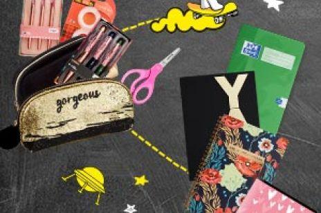 5 pomysłów na modne artykuły szkolne dla nastolatków