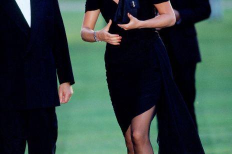 """Czerń na salonach. Słynne kreacje gwiazd w wersji """"total black"""". Księżna Diana, Édith Piaf, Audrey Hepburn, Ewa Demarczyk"""