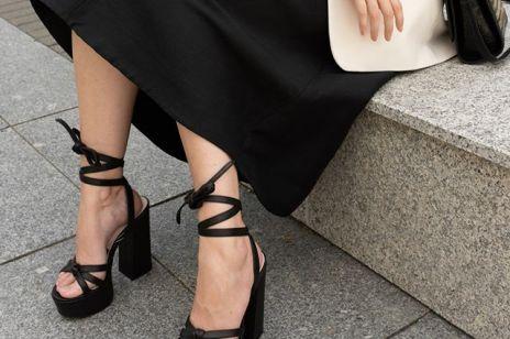 Takie buty noszą teraz znane polskie minimalistki. Wszystkie pary przeceniono o minimum 20%
