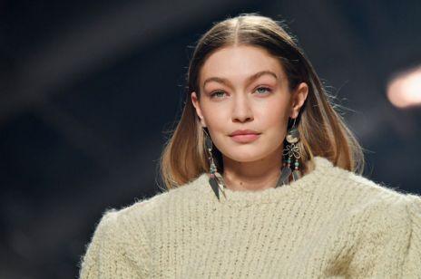 Gigi Hadid pokazała ciążowy brzuszek! Modelka ujawniła przepiękną sesję ciążową. Zdjęcia są zachwycające