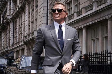 """Jest zwiastun """"Nie czas umierać""""! Nowy Bond trafi do kin w listopadzie"""
