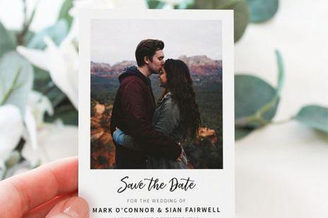 Save the date, czyli jak uprzedzić gości o planowanej ceremonii zaślubin. Pomysły na zawiadomienia ślubne