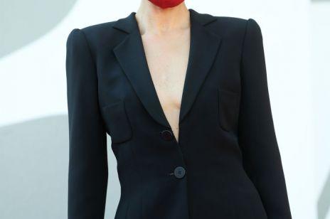 Najpiękniejsze suknie z Festiwalu Filmowego w Wenecji 2020