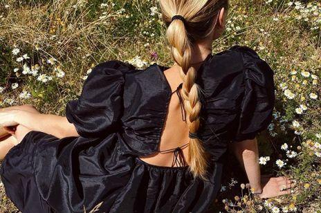Cottagecore - zwiewne sukienki, bluzki z przeskalowanymi kołnierzemi i miękkie kardigany. Ten styl opanował Instagram i TikToka