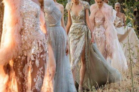 Elie Saab haute couture jesień 2020. Z miłości do domu