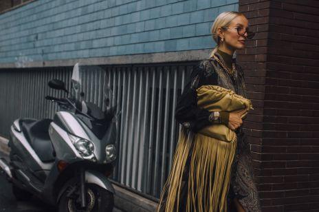 Takie torebki, buty i dodatki zrobiły furorę na fashion weeku w Mediolanie. Uwielbiają je najmodniejsze dziewczyny w branży [street fashion]