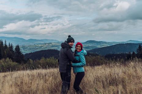 Para w drodze - Justyna i Paweł, autorzy bloga Coupleaway.com odkrywają przed swoimi czytelnikami Małopolskę