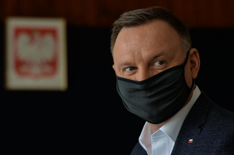 Prezydent Andrzej Duda zgłasza projekt do Sejmu. Ustawa miałaby dopuszczać aborcję w przypadku wad letalnych płodu