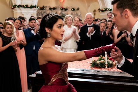 Filmy o księżniczkach na Święta - najbardziej romantyczne produkcje! Niektóre z nich znajdziesz na Netflix.