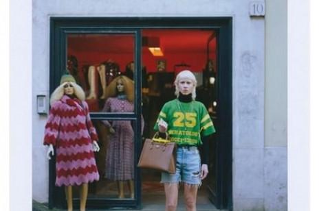 """Gucci rezygnuje z sezonów i przedstawia kolekcję """"Ouverture of Something That Never Ended"""". Towarzyszy jej miniserial"""