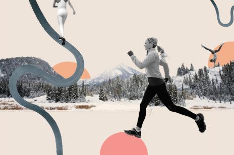 Jogging zimą - podpowiadamy jak biegać nie ryzykując choroby