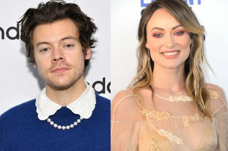 Harry Styles i Olivia Wilde są parą? Podobno spotykają się od kilku tygodni, co więcej, wokalista zabrał aktorkę na ślub swojego menadżera