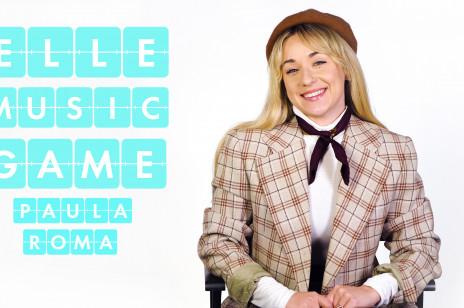 PAULA ROMA śpiewa piosenki Darii Zawiałow, Adele i Natalii Przybysz [ELLE Music Game]