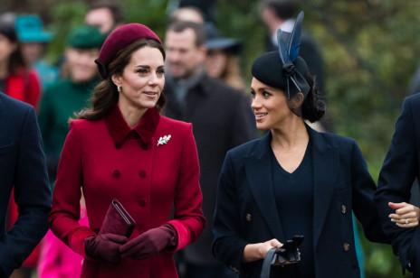 Meghan Markle o Kate Middleton. Co księżna Sussex wyznała podczas wywiadu u Oprah Winfrey?