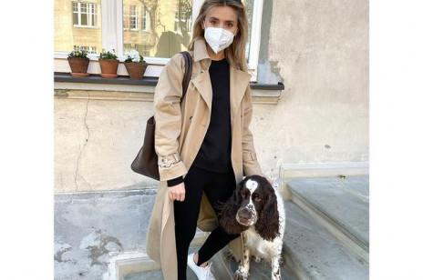 Kasia Tusk w wiosennych trampkach z nowej kolekcji znanej polskiej marki. Mają świetną jakość i są absolutnie ponadczasowe