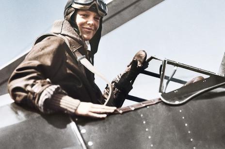 Zegarki Longines inspirowane wielkimi pionierami. Wybierz model idealny dla siebie i zainspiruj się m.in. historią Amelii Earhart - pierwszej kobiety, która poleciała solo przez Atlantyk