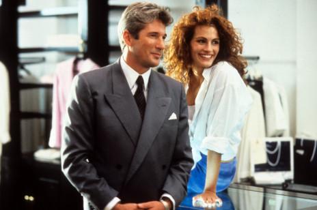 """""""Pretty Woman"""" z tragicznym zakończeniem? Julia Roberts po latach wyznała, jaki miał być finał znajomości Vivian z Edwardem"""