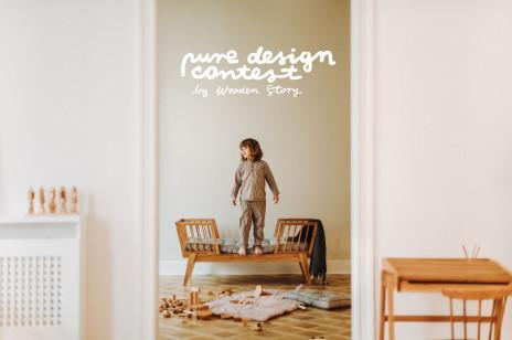 """""""Miejsce dziecka w przestrzeni publicznej"""" - PURE DESIGN CONTEST by Wooden Story"""