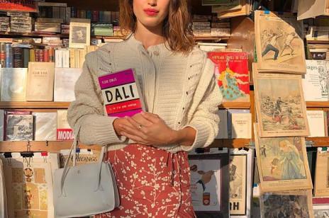 Najpopularniejsza francuska it girl zdradziła tajniki swojego stylu. To 5 ulubionych elementów garderoby Jeanne Damas na wiosnę 2021
