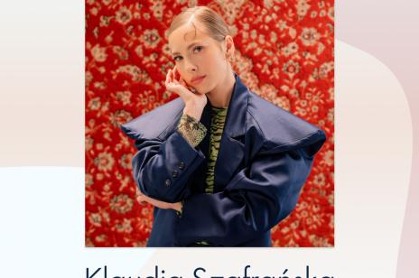 """""""Doskonałości"""" Klaudii Szafrańskiej. Wokalistka podzieliła się z nami swoimi ulubionymi piosenkami [Playlista ELLE]"""