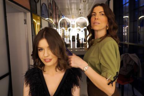 Jak stworzyć najmodniejsze fryzury z czerwonego dywanu? Oscarowe stylizacje włosów gwiazd odtwarzamy z Martą Zawiślańską, ambasadorką marki Dyson