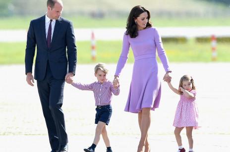 Księżniczka Charlotte skończyła dziś 6 lat! Kate Middleton podzieliła się niezwykle uroczym zdjęciem córki